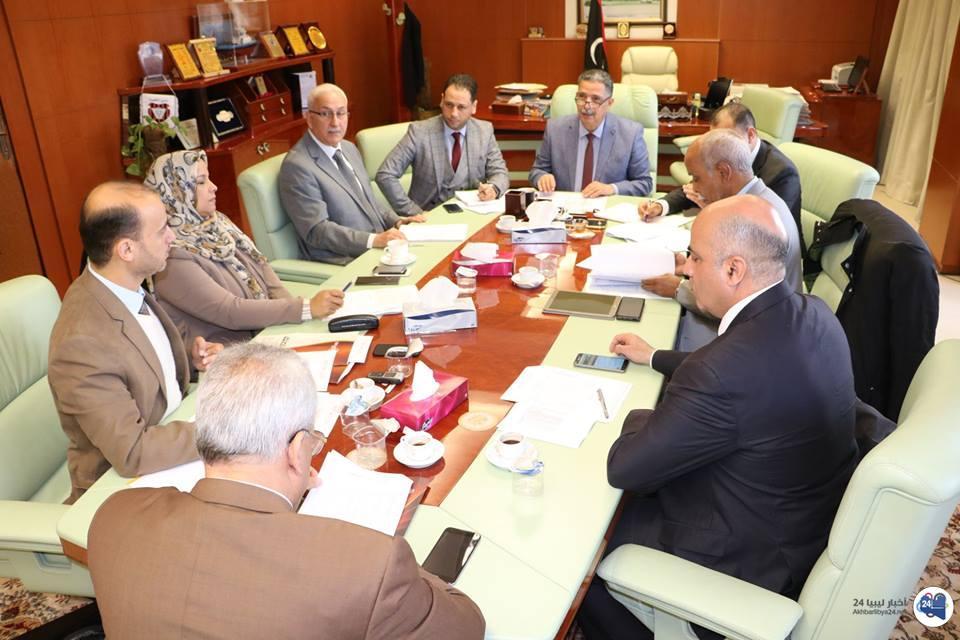 صورة الخطوط الجوية الليبية تحيل مقترح الأسعار إلى وزارة الاقتصاد