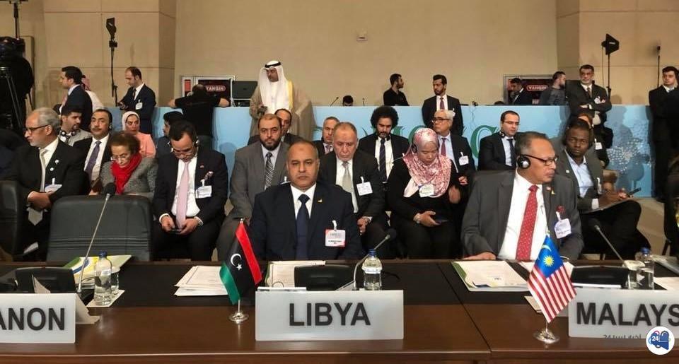 صورة بغية إنجاز معاملات التصدير .. انطلاق مشروع شبكة التجارة الليبية