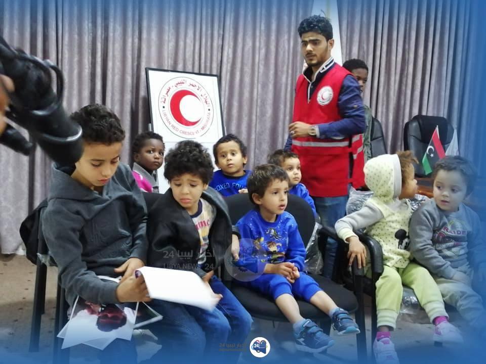 صورة أطفال داعش بسرت .. بين مطرقة الضياع وسندان تجاهل الدولة التونسية
