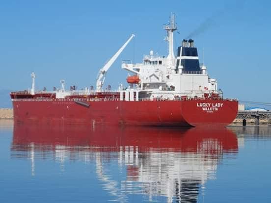 صورة إدارة ميناء بنغازي تعرض عدد السفن التجارية وناقلات النفط التي استقبلتها
