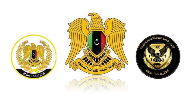 صورة لحفظ الأمن وبسط السيطرة..القيادة العامة ترسل تعزيزات للجنوب الليبي