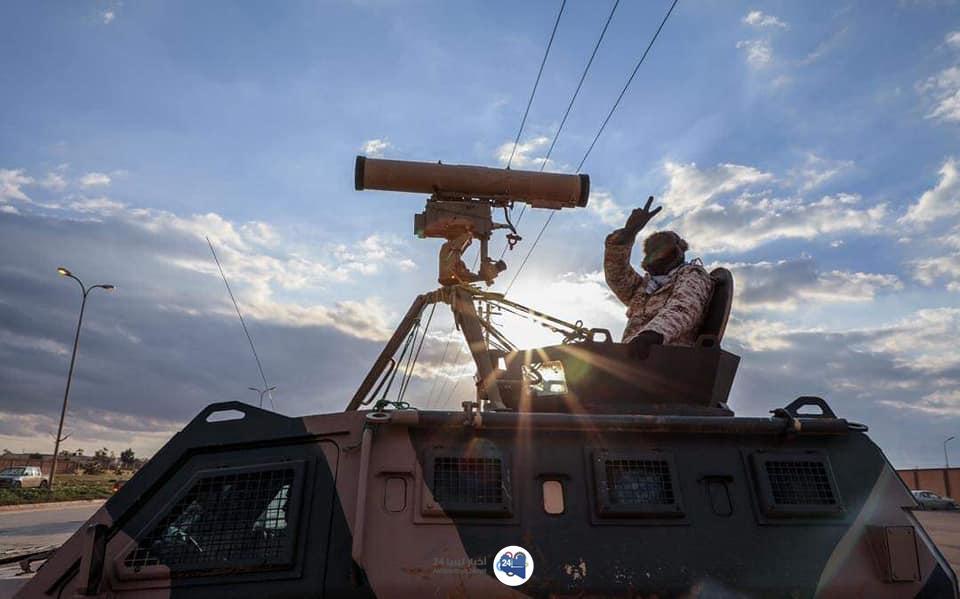 صورة تعرّف على مجريات الأحداث العسكرية الأخيرة في الجنوب الليبي