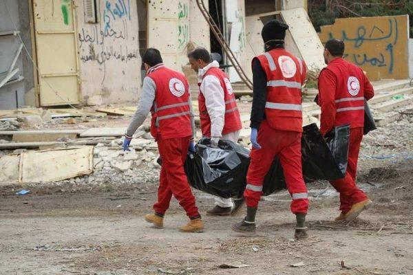 صورة بينهم مصري…العثور على جثث ترجع إلى العناصر المتطرفة في درنة