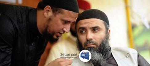 صورة أبو عياض التونسي .. تحت صواريخ الطيران الدولي
