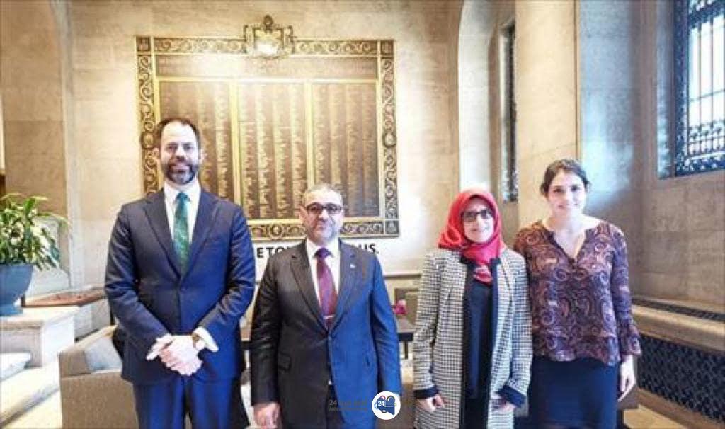 """صورة رغم عدم استقرار الوضع الأمني .. غرفة التجارة الأميركية """"ليبيا مكان جيد للاستثمار"""""""