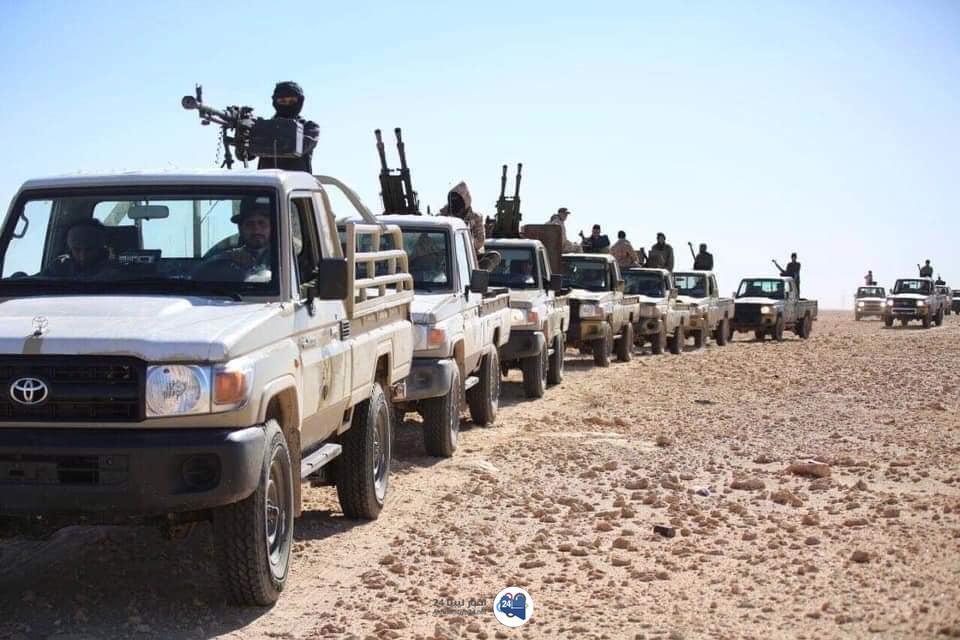 صورة رصد قيادي في تنظيم القاعدة .. القوّات المسلحة ترصد تحركات للجماعات الإرهابية بمنطقة أم الأرانب