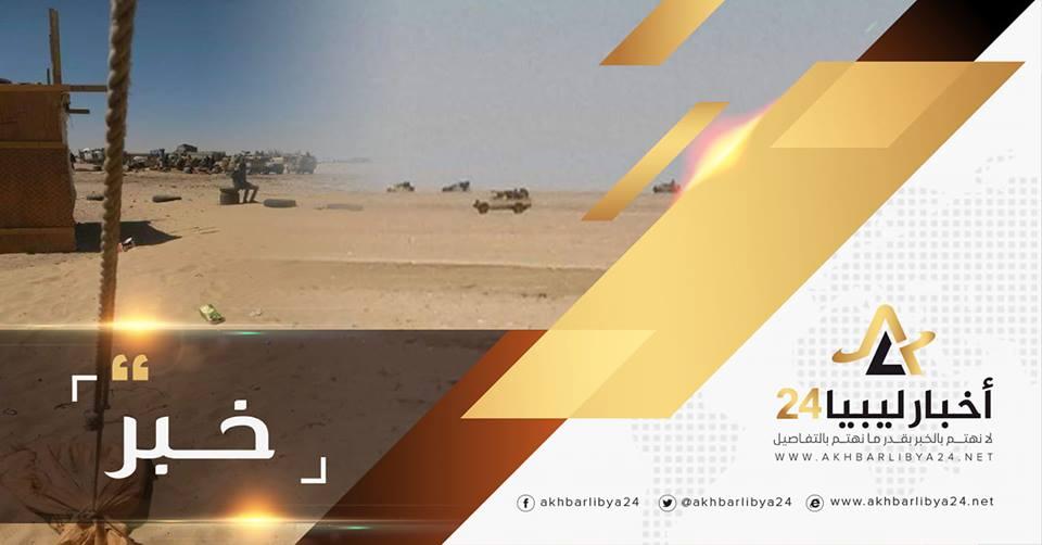 صورة خوفًا من تسلل عناصر المعارضة .. الجيش التشادي يقوم بتمشيط الحدود مع ليبيا