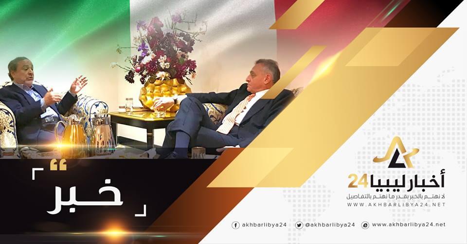 """صورة السّويحلي للسّفير الإيطالي : لقاء """"السّراج وحفتر"""" أعطى رسالة بأن استخدام القوّة للوصول إلى السّلطة أمٌر مقبول"""