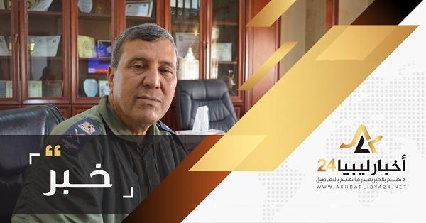 """صورة منفور لـ""""أخبار ليبيا24″: المنطقة الغربية منطقة عمليات لاطيران فيها أيًا كان"""