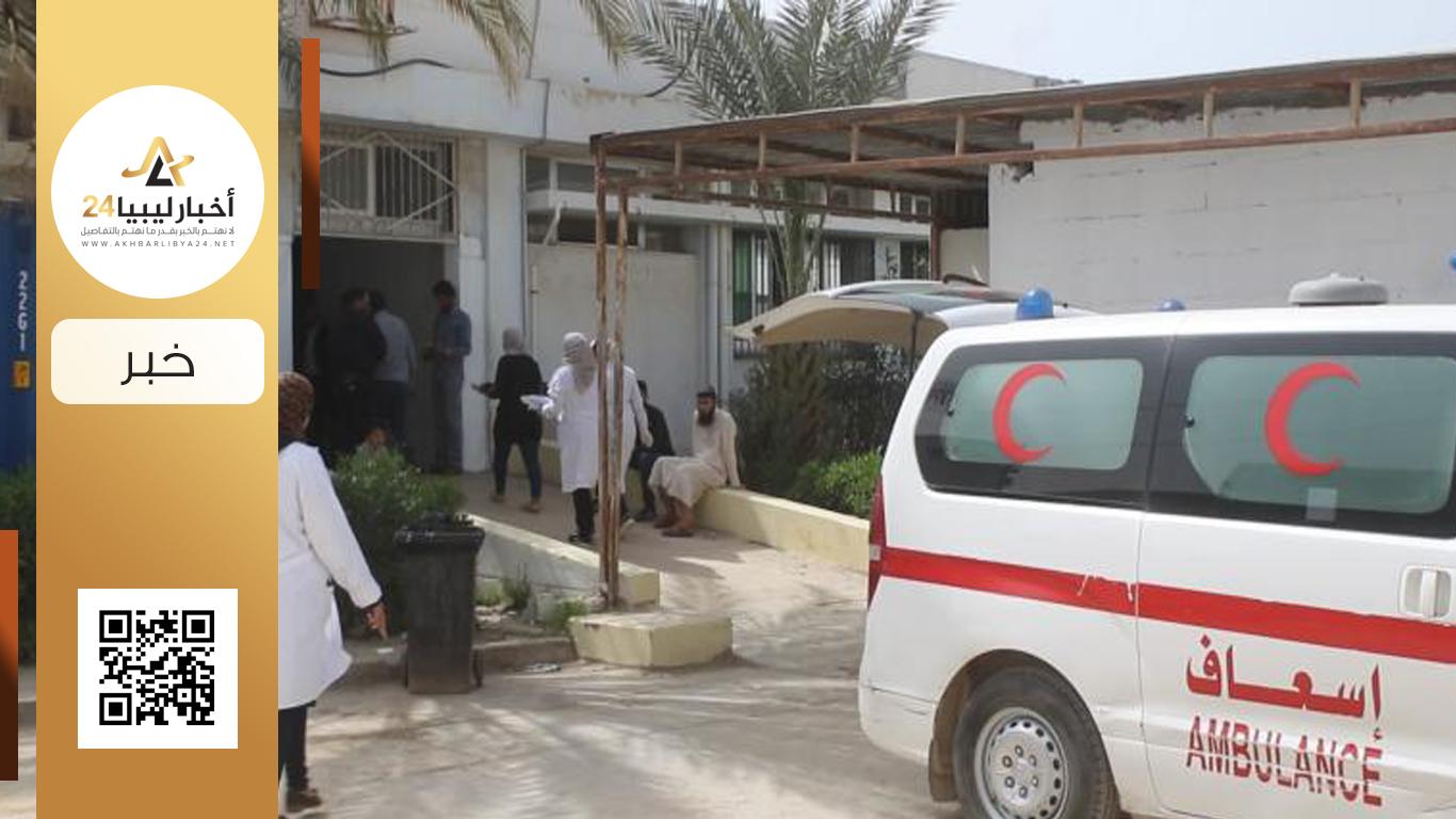 صورة تعرف على إحصائية المترددين على مستشفى الجلاء بنغازي خلال الشهر الحالي