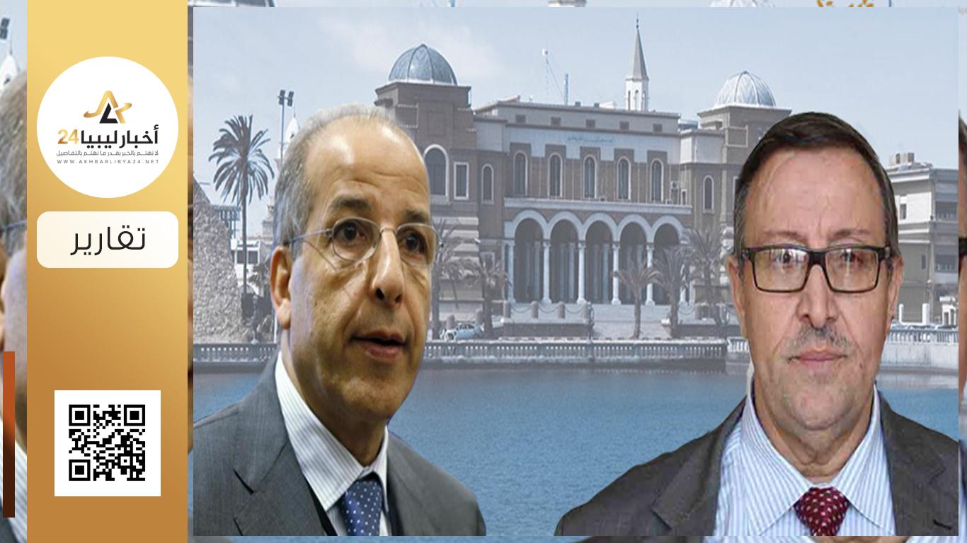 صورة تبادل الاتهامات بين مركزي طرابلس والبيضاء بخصوص عمليات مشبوهة