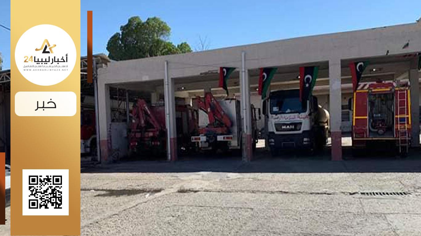 صورة هيئة السلامة طرابلس : نحن عاجزون عن تلبية الواجب
