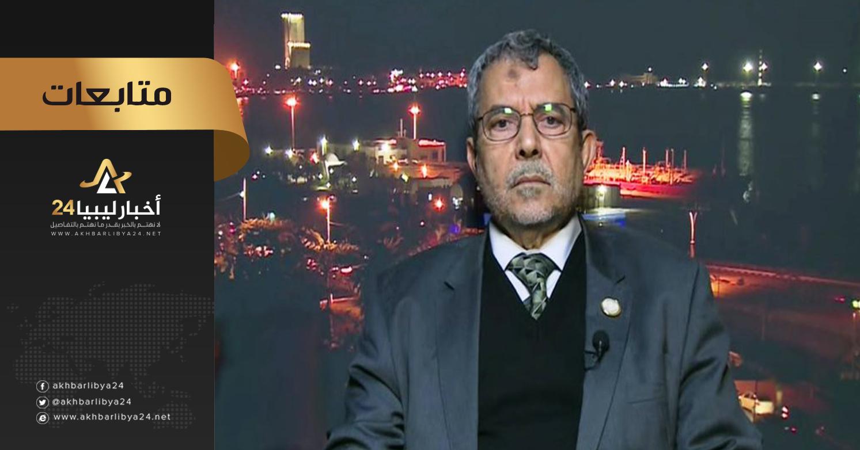 صورة مطالبًا بطرده .. بوزعكوك: سلامة يساوي بين الجلاد والضحية في عدوان طرابلس