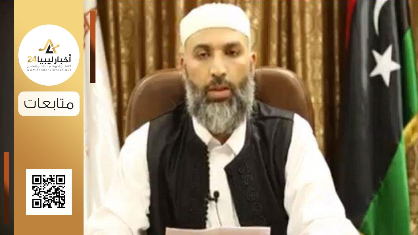 صورة واصفًا قوات الجيش بالخوارج .. رئيس أوقاف الوفاق: أين الكفر البواح الذي يبرهن الخروج على ولى الأمر؟