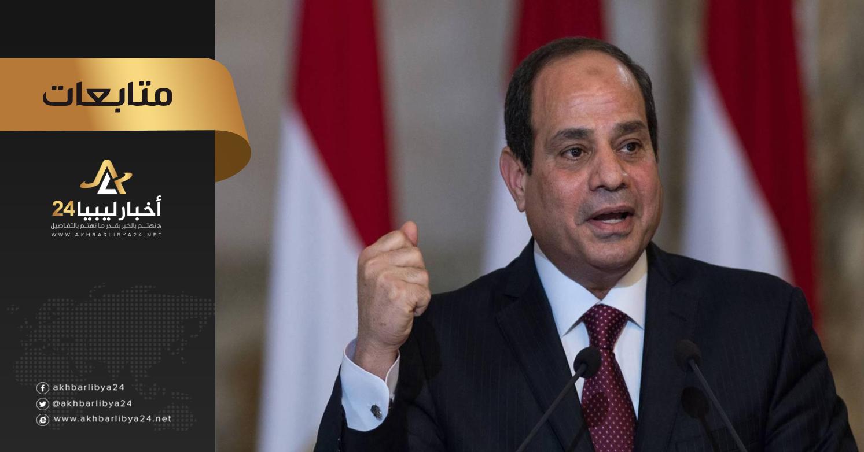 صورة بعد تسليم العشماوي لمصر.. السيسي يؤكد استمرار الحرب على الإرهاب