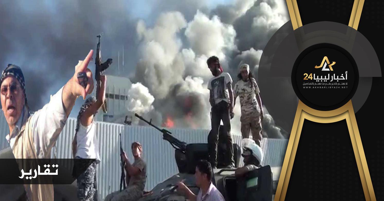 صورة المدرج على قائمة عقوبات مجلس الأمن .. بادي : ما نقوم به في العاصمة جهاد في سبيل الله