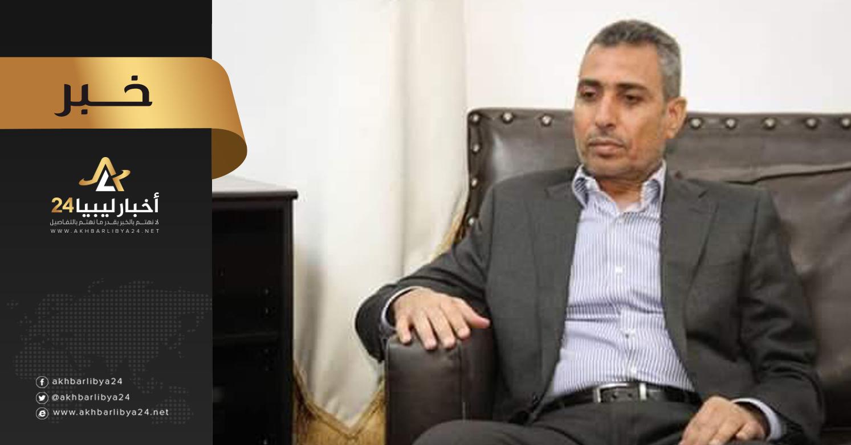 صورة الليبية لحقوق الإنسان تستنكر صمت الوفاق عن واقعة اختطاف وكيل وزارة الدفاع بها
