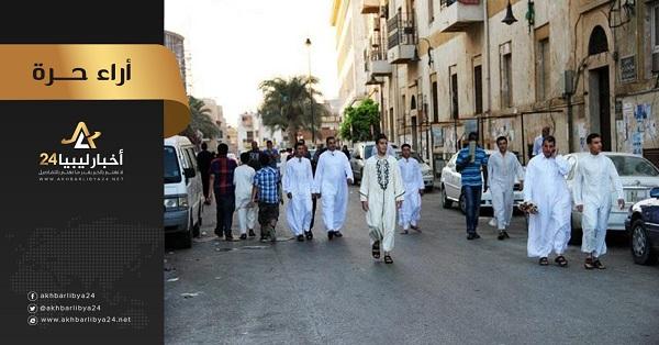 صورة عيد الفطر صار عيدًا حقيقيًا بعد طرد الإرهاب والإرهابيين
