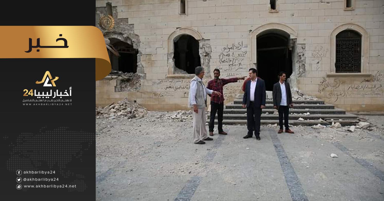 صورة بعد تحريرها من التنظيمات الإرهابية .. الحويج درنة مدينة التسامح بين الأديان