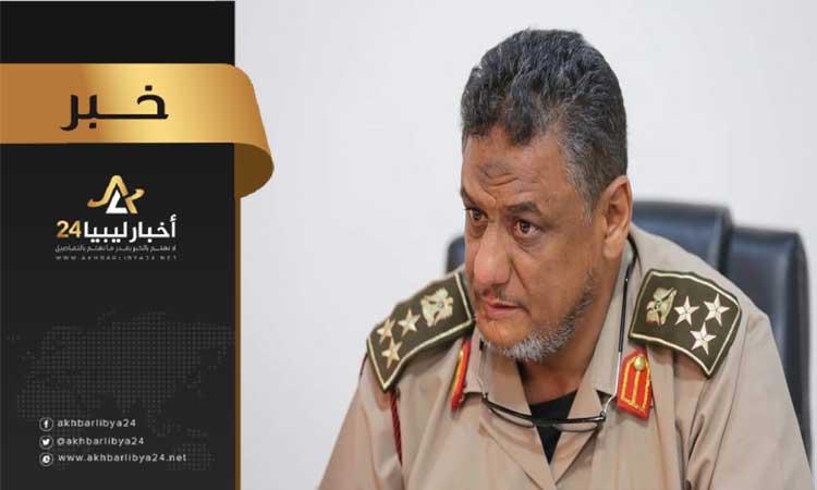 صورة المنصوري: قوات الوفاق اشترت ذمم عديمي الوطنية في غريان