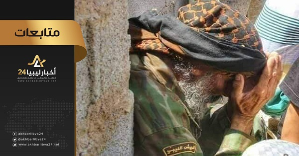 """صورة آمر كتيبة أولياء الدم الحاج سليمان بولهطي يروي لـ""""أخبار ليبيا24″ لحظات القبض على عشماوي"""