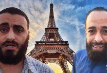 """صورة لعقد صفقات سياسية .. """"بشر و التاجوري"""" في باريس"""