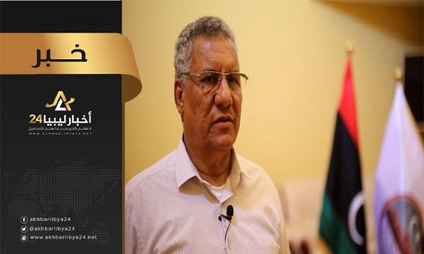صورة لإجباره على اتخاذ موقف معادٍ للقوات المسلحة..الوفاق تجمد حساب بلدية سبها