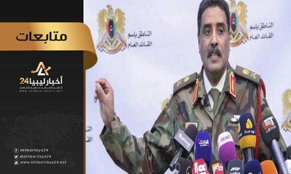 صورة سماتهم دائمًا الخيانة والغدر..داعش يستغل عملية تحرير طرابلس ويستهدف القوات المسلحة من الخلف