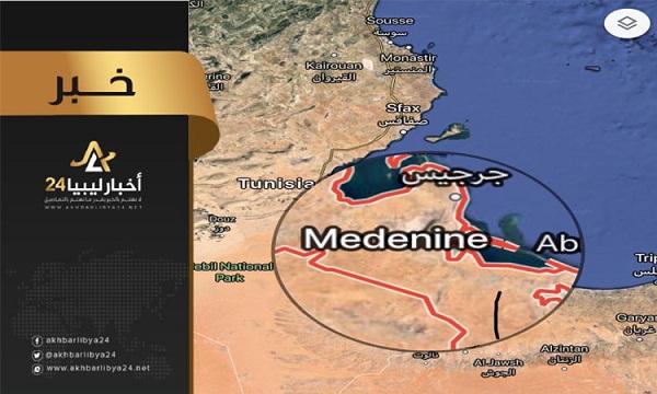 صورة لإنهاء الجدل..خارجية المؤقتة تؤكد تبعية الطائرة الحربية التي هبطت في تونس