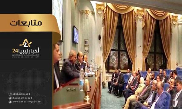 صورة من أجل إنقاذ ليبيا من الانقسام .. انطلاق أعمال المبادرة المصرية لجمع نواب ليبيا على طاولة واحدة