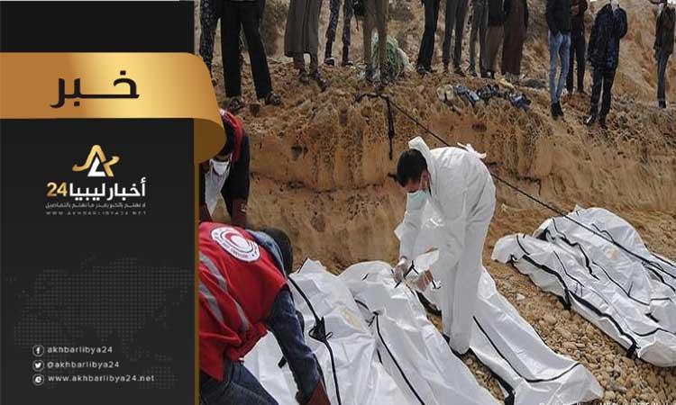 """صورة بليبيا والعراق وسوريا لم يختلف في همجيته .. """"داعش"""" ينتهج سياسية المقابر الجماعية للتخلص من معارضيه ومؤيديه"""