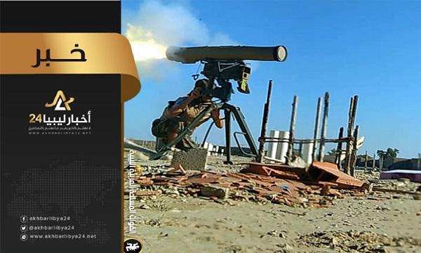 صورة الخرطوش يكشف أحداث اليوم خلال اشتباكات طرابلس