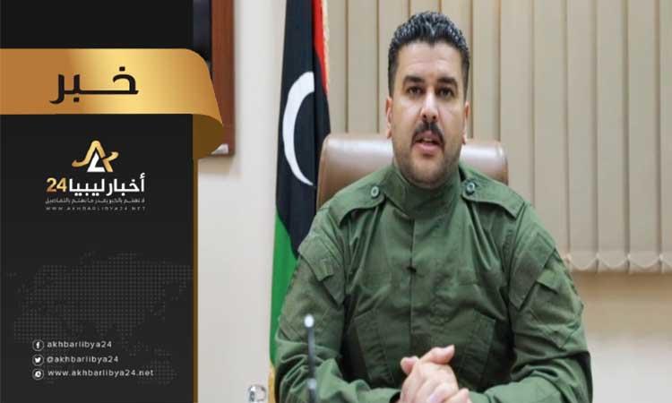 صورة أقعيم : الأمن لن يتحقق في بنغازي إلا من خلال الأجهزة المختصة وبتكاتف وتلاحم الجميع