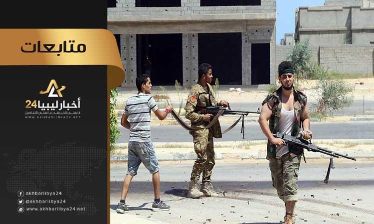 صورة بسبب مصادرة عدد من الآليات من مليشيات مصراتة .. اختفاء قيادات من مليشيات طرابلس في ظروف غامضة
