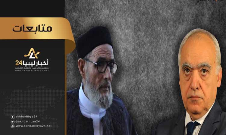 صورة معتبرًا إياه مسلّط من الإمارات .. الغرياني: يجب إنهاء خدمة سلامة وطرده من ليبيا