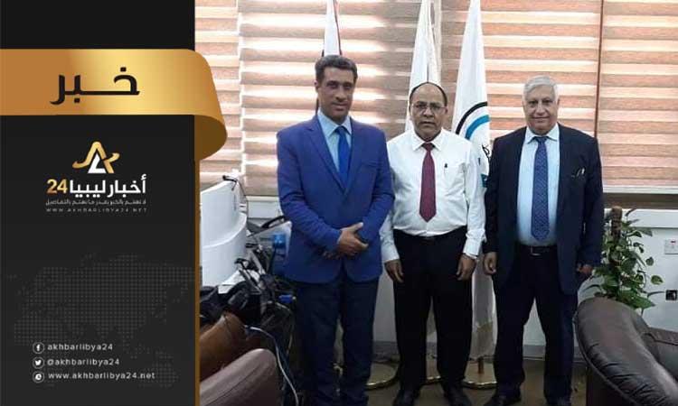 صورة الخليج العربي يتّفق مع مجلس التّحكيم والتّوفيق على عديد الأنشطة