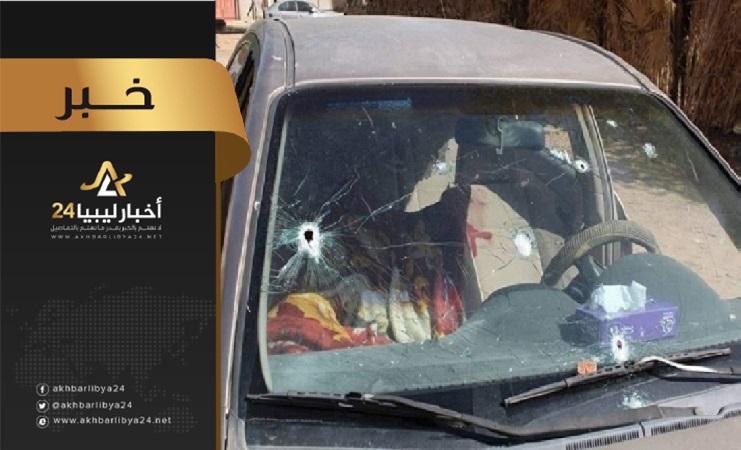 صورة مقتل رجل وزوجته في فصل جديد من الجرائم الإنسانية المرتكبة من المعارضة التشادية في مرزق