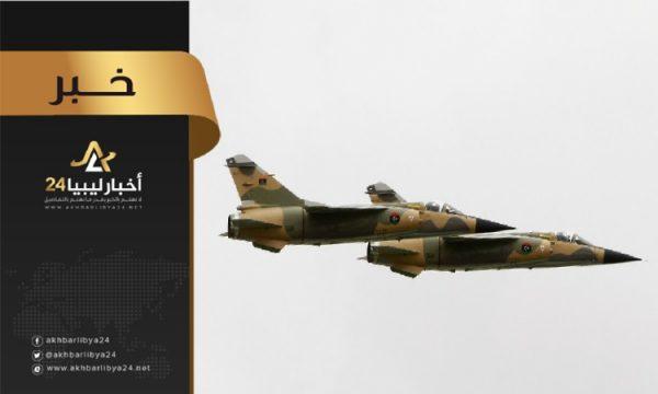 صورة المنفور: سلاح الجو نفذ الليلة ضربات موفقة