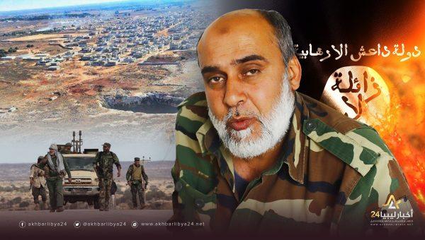 """صورة الجزء الرابع/ معاون آمر سرية المشاة الأولى الأبرق لـ""""أخبار ليبيا24″: أشرس المعارك كانت معركة """"يوم المدرعة"""" و """"تمسكت"""" كانت تضاريسها صعبة"""