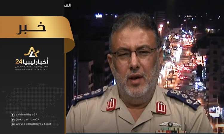 صورة مسؤول عسكري بالوفاق : سيتم استخدام القوة مع المدن التي تشكل مخاطر على الوفاق