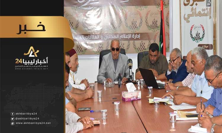 صورة بتعليمات من رئيس مجلس النواب.. وزير المياه يصل طبرق
