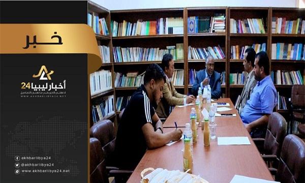 صورة مناقشة الاعتداء على الغابات والمواقع الأثرية والسياحية والطبيعية في ليبيا