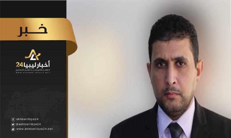 """صورة البعثة الأممية تدين التهديدات الموجهة لـ""""أبومطاري"""""""