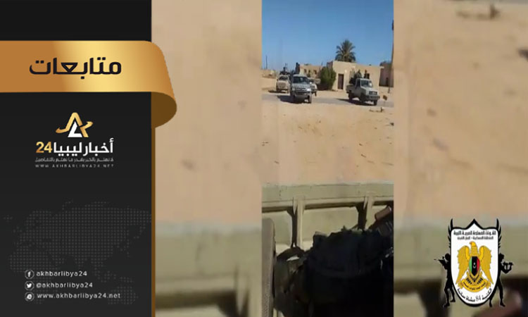 """صورة بالفيديو..الكتيبة """"84 مشاة"""" تنفذ عملية اقتحام لأحد مراصد قوات الوفاق وتغنم آليات وتأسر عدد منهم"""