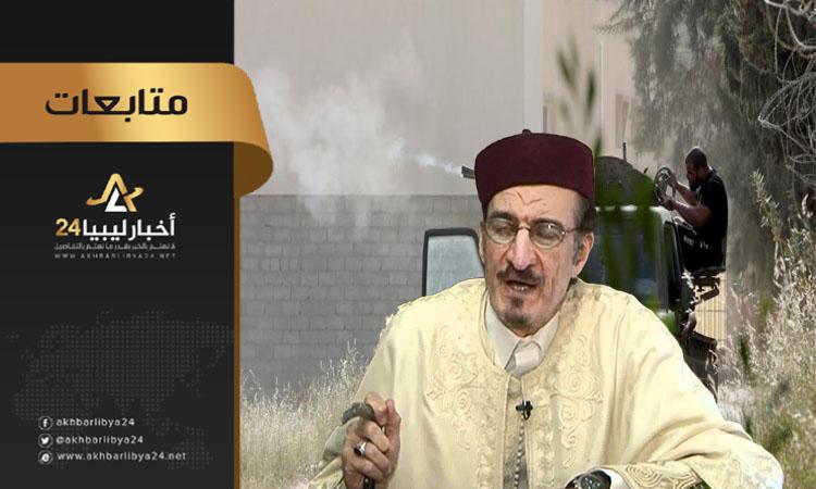 """صورة صاحب نظرية """"التل""""..يدعو إلى قطع العلاقات مع الإمارات وإعفاء سيالة"""