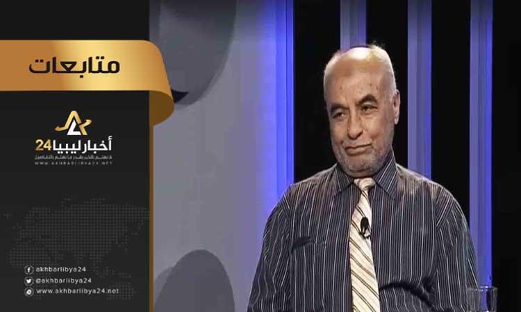 """صورة النعاس: حكومة الوفاق لم تعد قادرة على مواجهة قوات """"حفتر"""""""
