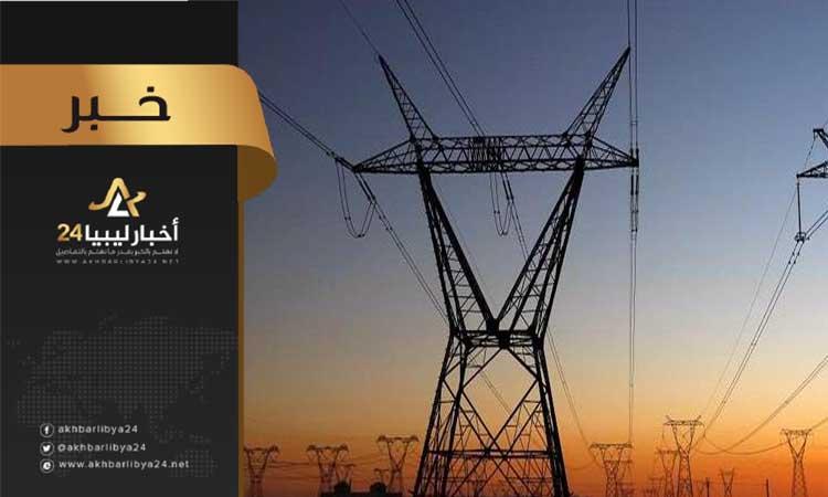 """صورة الوطنية للنفط : الانتهاء من تحديث شبكة الكهرباء في """"خور أوقيدة"""" قريبًا"""