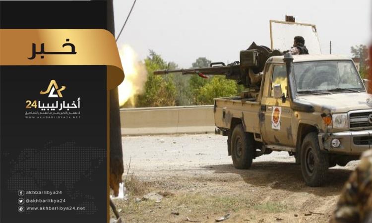 صورة من مصراتة..قتلى قوات الوفاق خلال معارك أمس الأربعاء في طرابلس