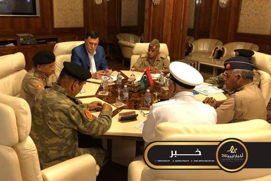 صورة بعد ما ضاق عليهم الخناق.. دفاع الوفاق تتهم حفتر بتسليم قواعده لقوى أجنبية