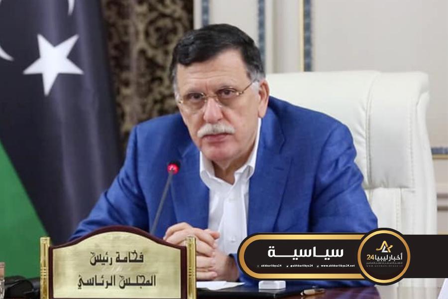 صورة المجلس الرئاسي: لا علاقة ولا علم لنا بزيارة برنارد ليفي إلى ليبيا